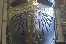 Armor Inspiration / by Alexander AEthelwulf