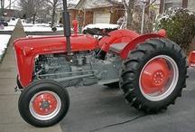 Tractoren / Power to enjoy ...