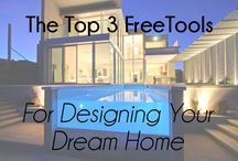 Dream Homes / We help people active and retired military get their dream homes. Here are some tools to help you brainstorm and figure out what you want in your house