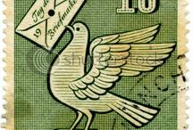 Deutche Almanya stamp