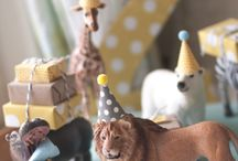 PARTY THEME - Party Animals