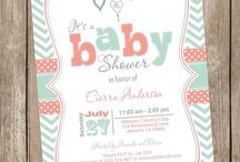 Baby shower / by Jessica Mayo