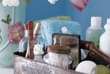 Bathroom decorating / by Kayla Price