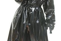 pvc raincoat fetish / For all pvc raincoat and boots lovers.