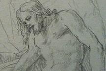 AVELLINO Anofrio - Détails / Voyage au cœur du dessin ; détails ...  +++ MORE DETAILS OF ARTWORKS : https://www.flickr.com/photos/144232185@N03/collections
