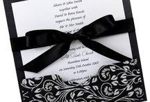 Claire Wedding invite ideas. / by Max Devine