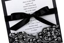 Wedding invites / by Connie Babbert