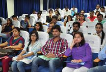 Freshers Orientation Program 2014 @ Sharda University / Have a glimpses of orientation program of freshers who have taken admissions into various schools SBS, SADMS, SAP, SOL at Sharda University.  We wish them a bright future and a splendid learning experience at Sharda University.