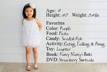 For My Daughter / by Candace Gallegos