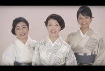 日本和装CM