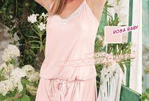 Pigiami donna Infiore Nuit P/E 2014 / Pigiami donna Infiore Nuit P/E 2014 la nuova collazione dedicata alla pigiameria estiva