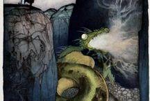 illustrations -  Tenggren, Gustaf