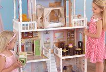 Poppenhuis voor mijn kleindochter Luna Vera.