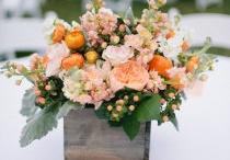 Peach/Orange/Coral Weddings