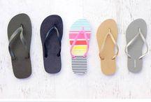 Schuhe aus Flip Flops häkeln und stricken
