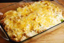 Recipes 101 / by Konette Davis