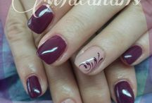 My work, nails