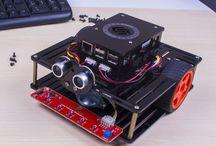PiSmart Speech Control Robot Car for Raspberry Pi 3 (Obstacle Avoiding/Line Following/Web Control) / PiSmart Speech Control Robot Car for Raspberry Pi 3(Obstacle Avoiding/Line Following/Web Control)