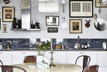 Home. Kitchen