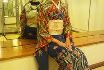 ♡kimono / 着物 kimono japanese style
