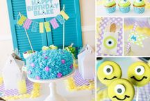 Monster Birthday Party / by Becky Cahal Stephens