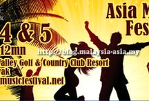 Malaysia Music Festivals