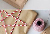 Geschenke verpacken ❤️