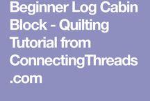 Block quilting