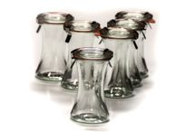 Weck Jars / Our lovely collection of Weck Jars
