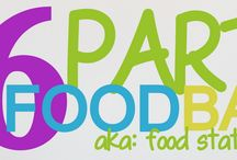 caterín para fiestas / ideas de snaks y  picoteos