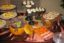 Wedding/ Baby Shower Ideas / by Melissa Poole