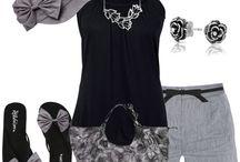 stylish outfits I love!