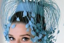 Audrey Hepburn 2 - con cappellini