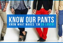 Know Our Pants