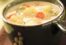 Soup, Salad, and Sandwiches / by Sherry Kotarski
