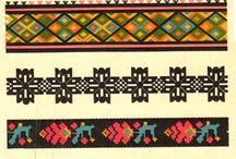 Romanian patterns