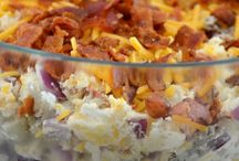 Recipe-Potatoes / by Leslie Fugate