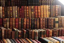 Bookcase Volumes / by Karina Werner