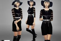 The Sims 4 American Horror Story