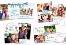 Easter Cards and Templates