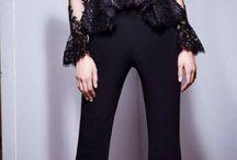 Lacy top & dresses