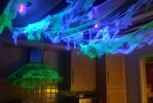 my halloween party! / Halloween  party