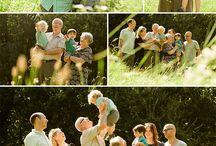 Familie shoots