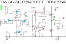 200watt class D amfi
