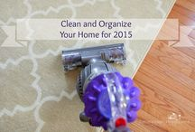 Clean and Organize