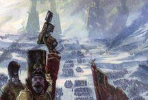 Faction: Vostroyan Firstborn