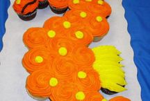 pull apart cup cake cakes