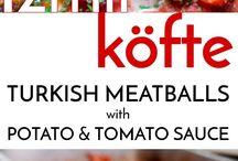 Turkish Foody goodness