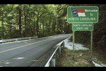 North Carolina / NC / by Barefoot Sister