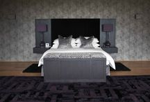 Anne Haimes Projects - Bedrooms